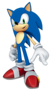 Sonic the Hedgehog from Global Licence 2013