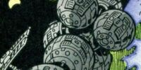Robo-Robotnik's satellites