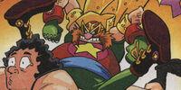 Flying Gordito Smasher