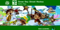 Snow Day Street Hockey