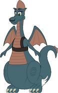 Dulcy the dragon satam