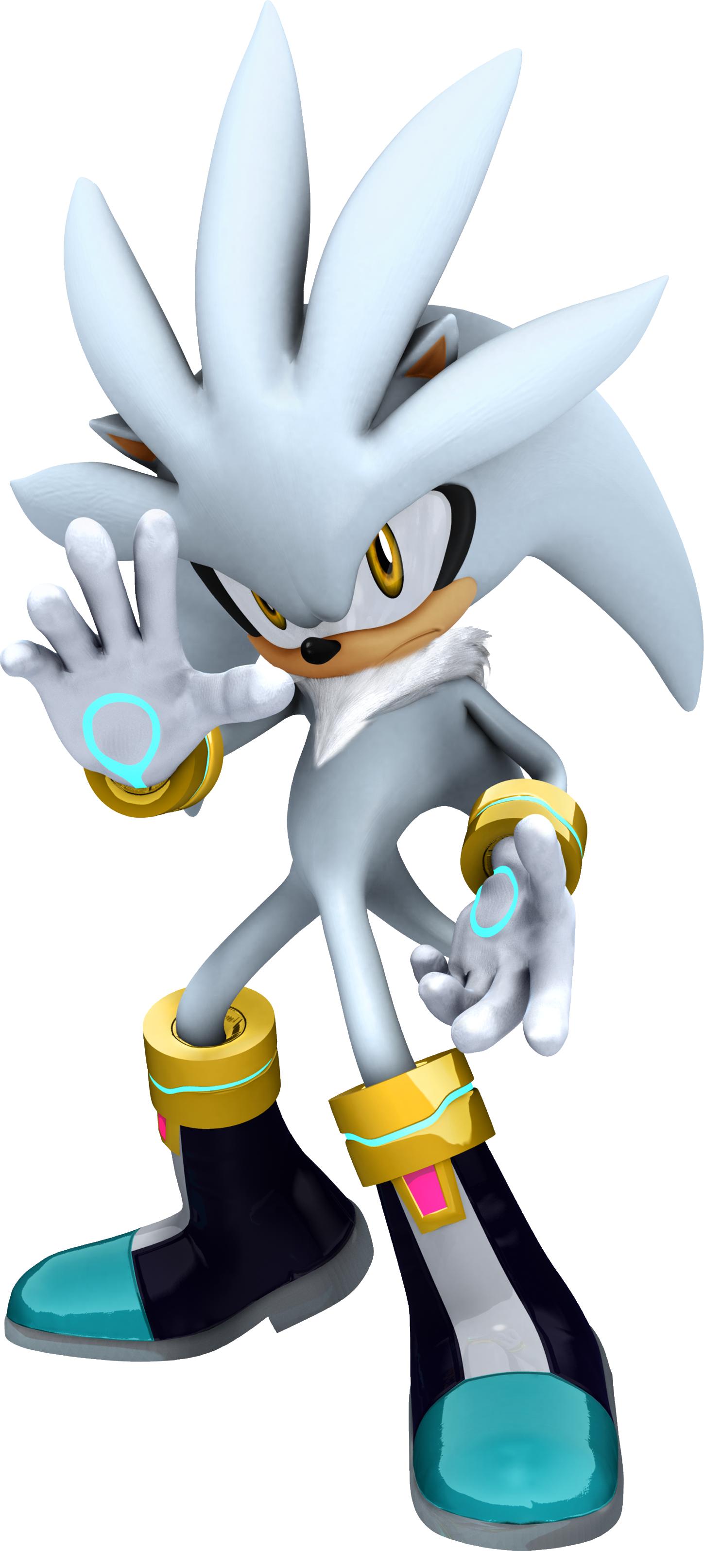 Silver the Hedgehog | Sonic In Zombie Wiki | Fandom ...