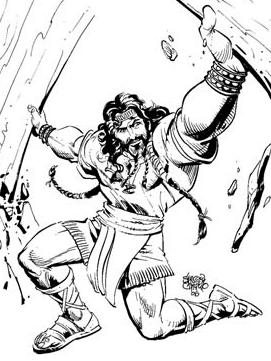 Samson Son Of Samson Wiki Fandom Powered By Wikia