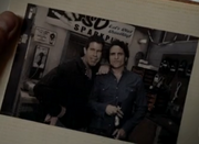 Clay and Tig young