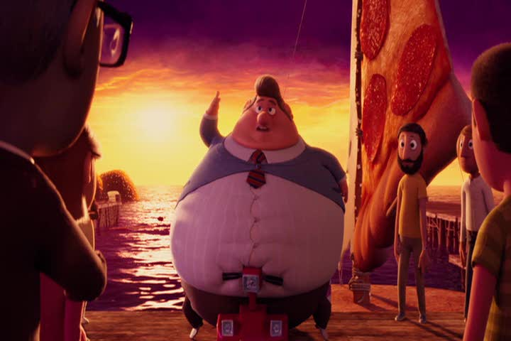 cloudy with a chance of meatballs mayor www