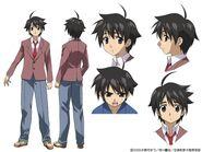 Tomoki-apparence