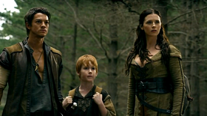 Renn with Richard and Kahlan