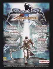 SoulCaliburIIIAEflyer