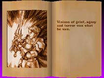 Soul Edge Siegfried Ending 3