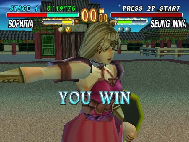 File:Sophitia in Soulblade.jpg