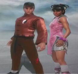 Mengyao and Chun
