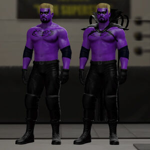 Spider Serik WWE2K16 01