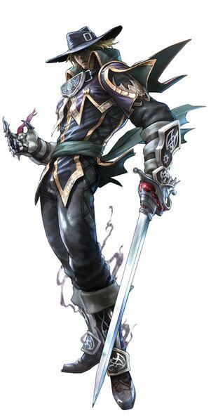 Raphael Soul Calibur V