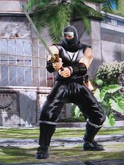Fanmade Ryu Hyabusa Including The Ninja Mask