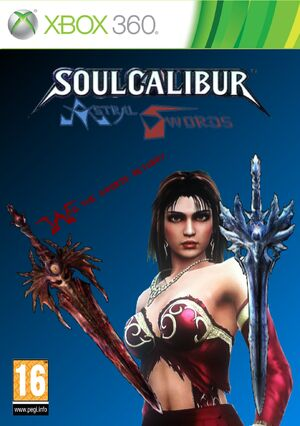 Soulcalibur Astral Swords Xbox