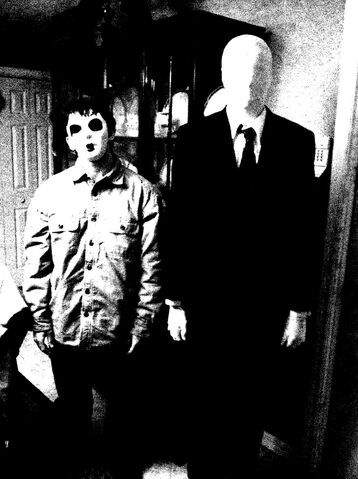 File:Slender man and masky black and white by bobombdom-d5k09id.jpg