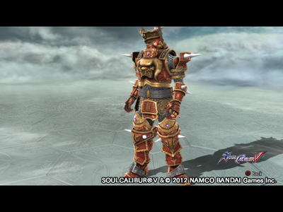 SOULCALIBUR Ⅴ Warthog Armor Set