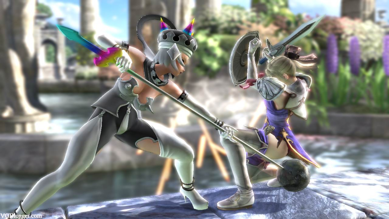 Image - Angol fear vs Cassandra 2.png | Soulcalibur Wiki ...