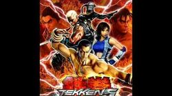 Tekken 5-Formless Like Water