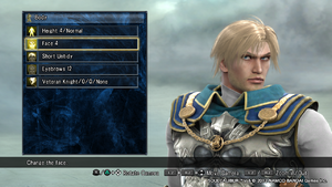 SOULCALIBUR Ⅴ CREATION LUCAS