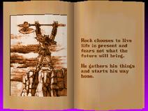 Soul Edge Rock Ending 4