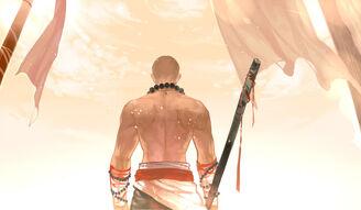 XunYu's Back