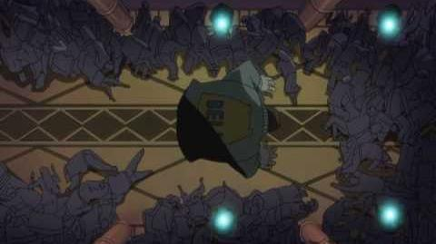 Soul Eater Monotone Princess CutScene 00