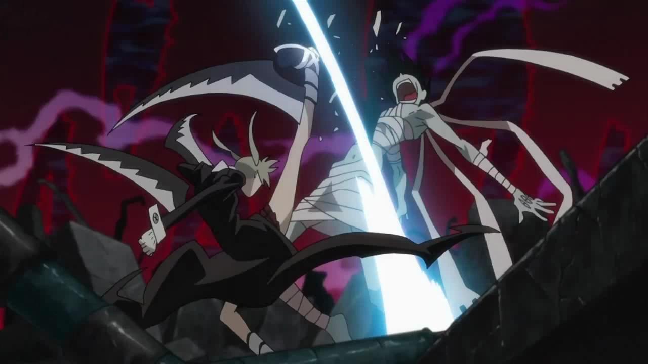 Image - Maka - Weapon - Leg Blade.png | Soul Eater Wiki | FANDOM ...