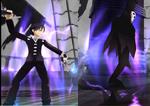 Death and Kid's Battle Resonance Aura