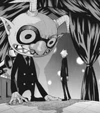 Soul Eater Chapter 84 - Big Little Ogre