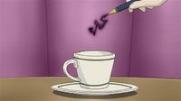 Soul Eater Episode 31 HD - Crona plants snake in Marie's drink