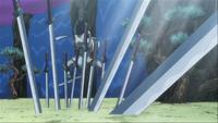 Episode 46 - White Star dodges Mifune's attack