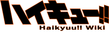 Haikyuu Wiki Wordmark