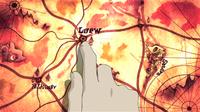 Soul Eater Episode 27 HD - Loew map