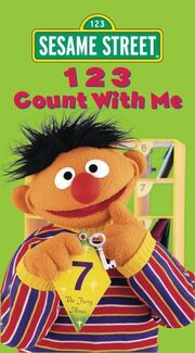 Sesame Street 123 Count With Me Vhs Ebay
