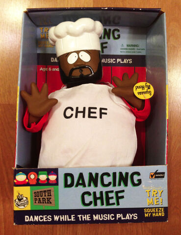 File:South park singing dancing chef doll.JPG