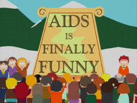AIDSFinallyFunny