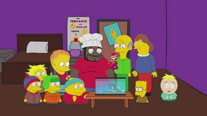 South Park Simpsons