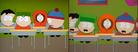 South Park desk goof