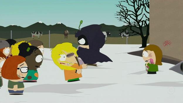 South park kenny mysterion