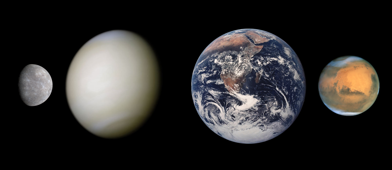 Terrestrial Planet Space Wiki Fandom Powered By Wikia