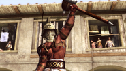Spartacus legends Hammer