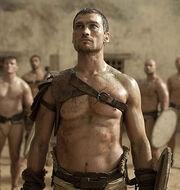 Spartacus as gladiator