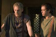 Batiatus and Titus
