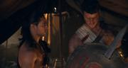 Nasir crafts Agron's Weapon