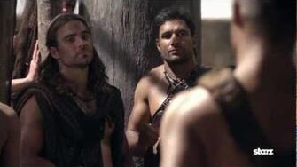 Spartacus Vengeance Episode 9 Preview