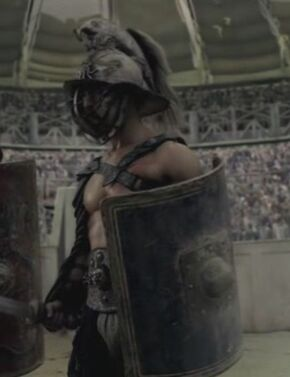 Spartacus-shield