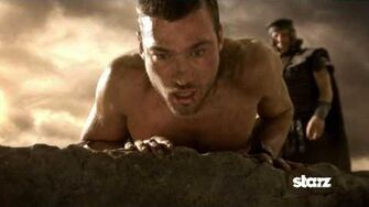 "Spartacus Blood and Sand - Ep 104 ""The Thing in the Pit"" Preview"