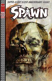 Spawn Vol 1 200 variant 6