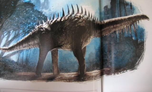 Atercurisaurus Asperdorsus | Speculat...